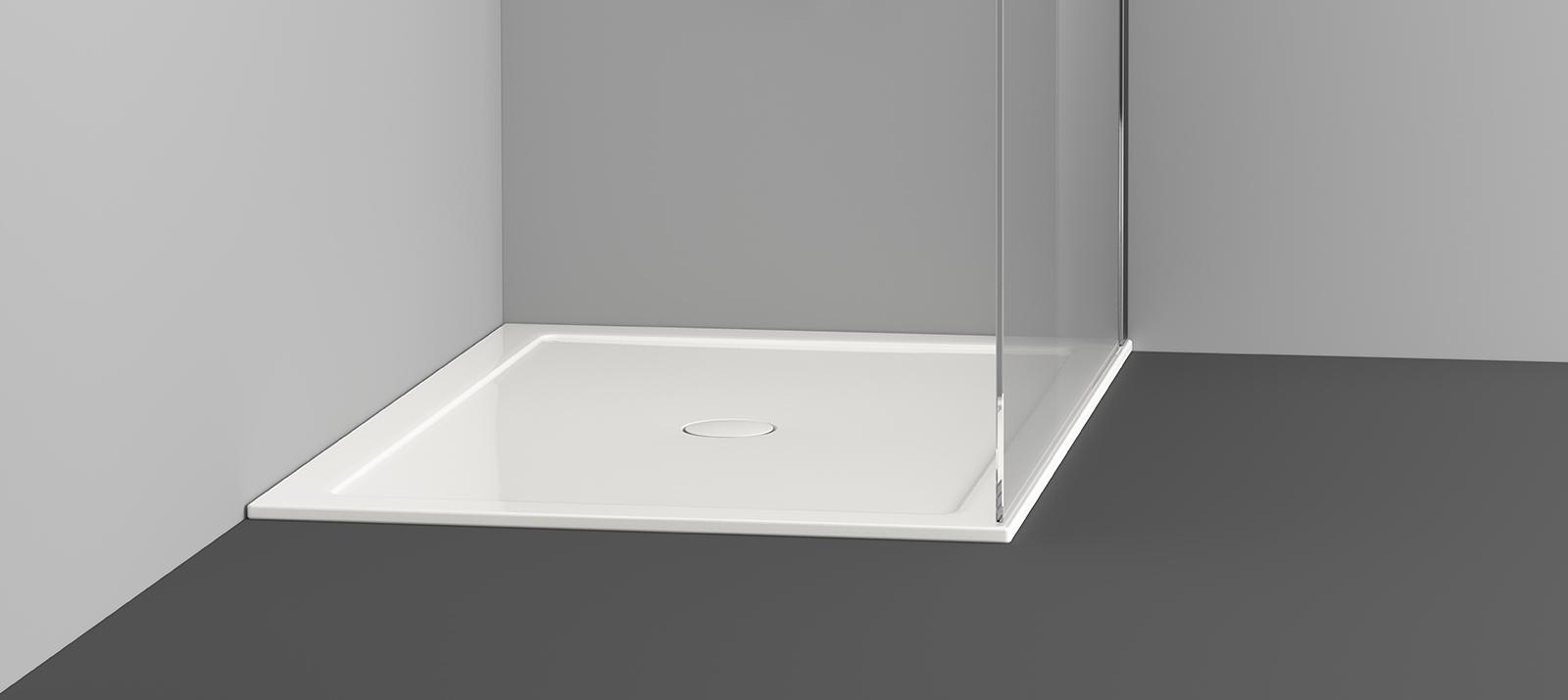 schmidlin contura duschwanne. Black Bedroom Furniture Sets. Home Design Ideas
